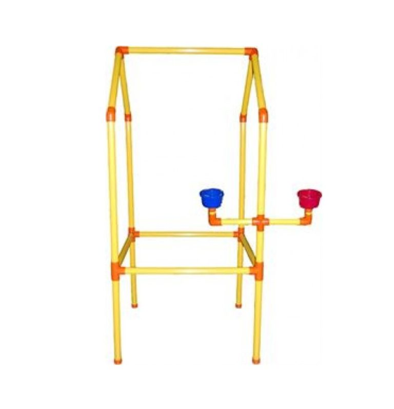 ZMT3003B - Zoo Max - Stand Large Parrot + Bowls