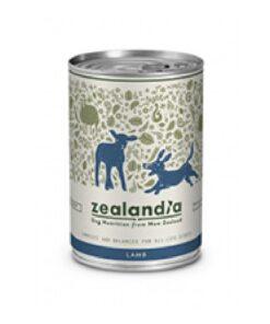 Zealandia Dog Lamb PATE
