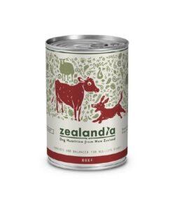 Zelandia Dog Beef- 370gm