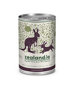 Zelandia Dog Kangaroo 370gm