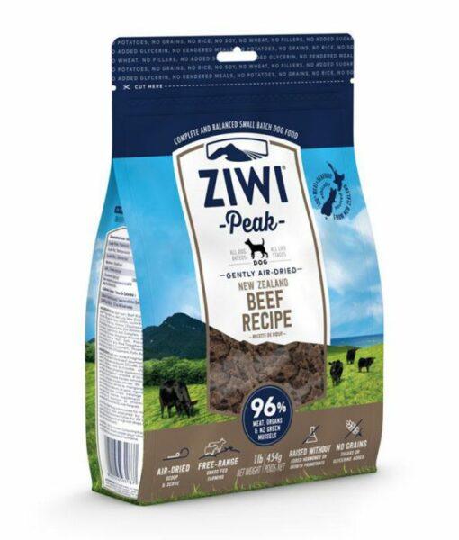 ZiwiPeak Air Dried Beef for Dogs 2.5kg - ZiwiPeak - Air Dried Beef for Dogs (1kg)