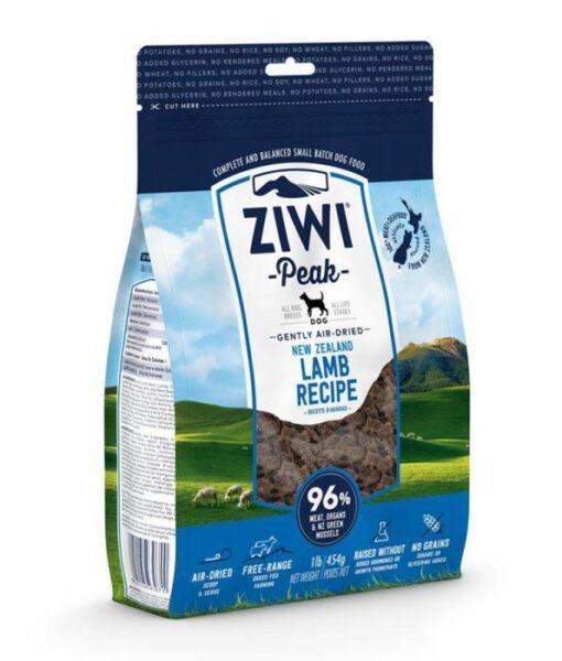 ZiwiPeak Air Dried Lamb for Dogs 4kg - ZiwiPeak - Air Dried Lamb for Dogs