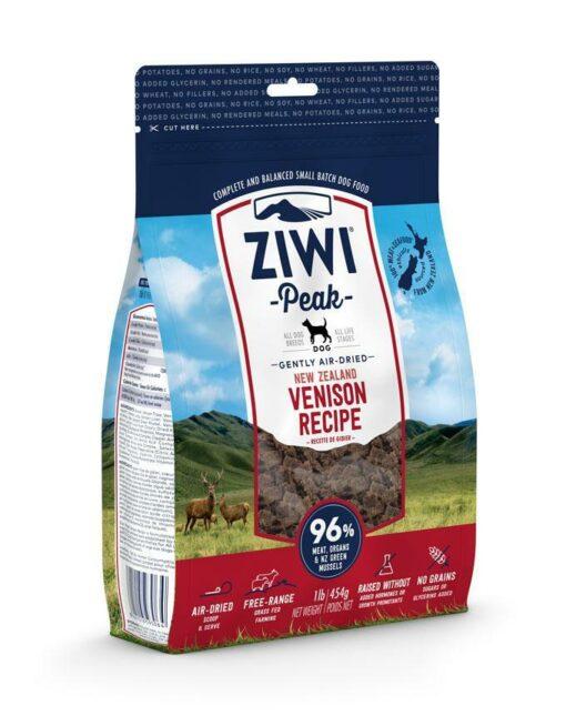 ZiwiPeak Venison Air Dried Dog Food - ZiwiPeak - Venison Air Dried Dog Food (1Kg)