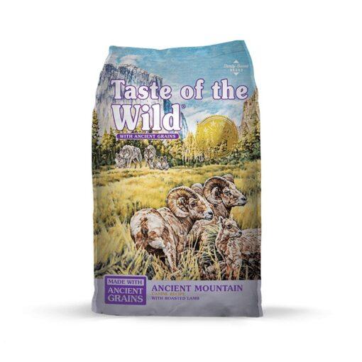 acient mountain 2 - Taste of the Wild- Ancient Grain Mountain Canine Recipe