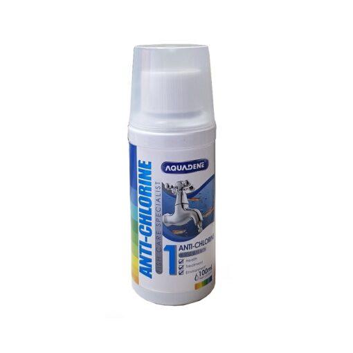 anti chlorine aquadene - Kw Zone Aquadene Anti Chlorine 100ml