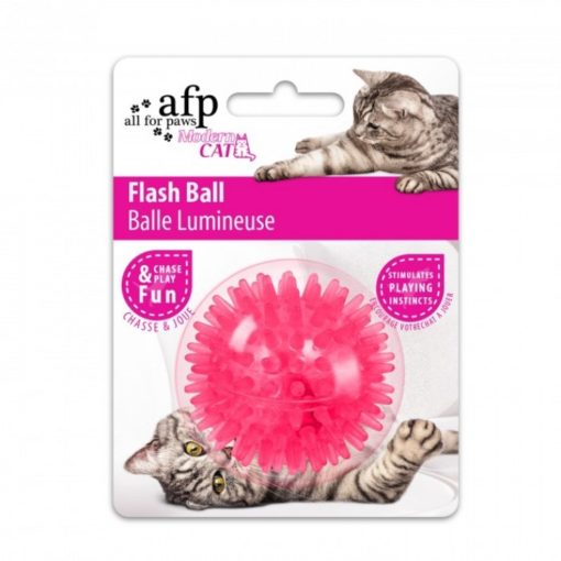 ap2087 7 - AFP Flash Ball Pink Cat Toy