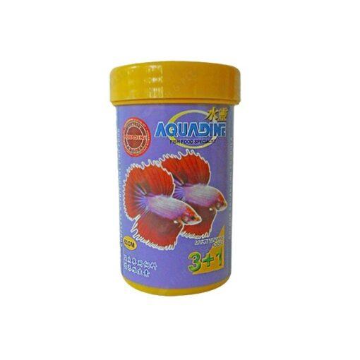 aquadine betta food 60g