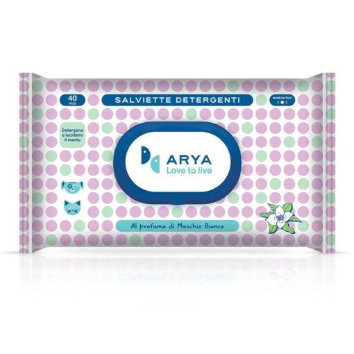 arya wet wipes white musk - Arya - Wet Wipes White Musk
