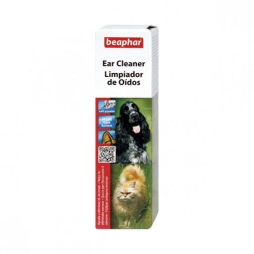 be10850 - Beaphar - Diagnos Ear Cleaner 50ml