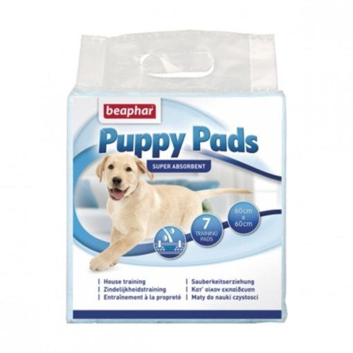 be12637 - Puppy Pads Pack Of 7