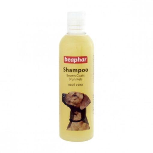 be18264 - Shampoo Aloe Vera Yellow (Brown Coat) 250ml