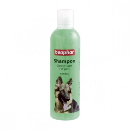 be18288 - Shampoo Herbal Green (Natural) 250ml
