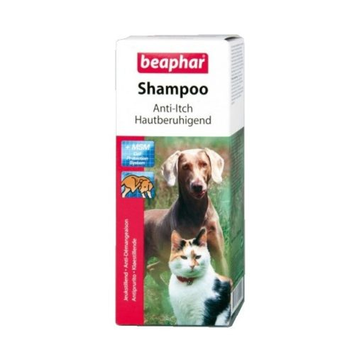 beaphar anti itch - Shampoo Anti Itch Dogs & Cats 200ml
