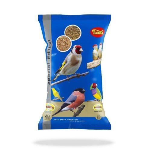 birds finchmix 0 - Farma - Finch Budget Mix