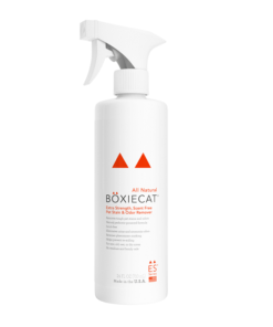 Boxiecat Premium Extra Strength Stain & Odor Remover
