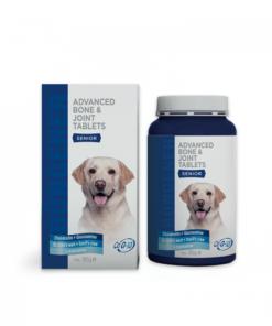 bungener advanced bone & joint tablets for senior dogs