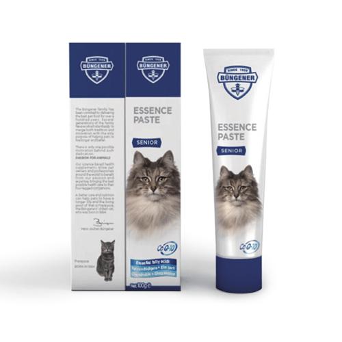 bungener essence paste for cats senior 100g - Bungener Essence Paste For Cats Senior 100g