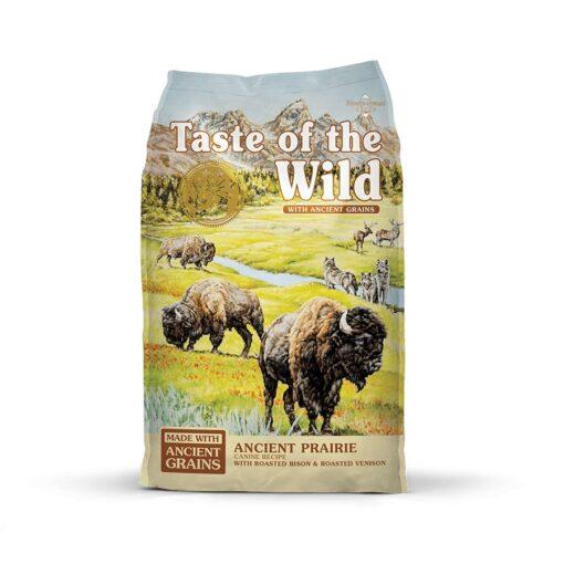 c5205c7e9d8285773856c292e800e2a2 1 - Taste of the Wild- Ancient Grain Prairie Canine Recipe