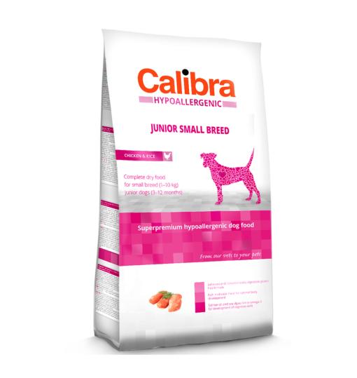 calibra e006370 - Calibra Sp Dry Low Grain Dog Hypoallergenic Junior Small Breed Chicken