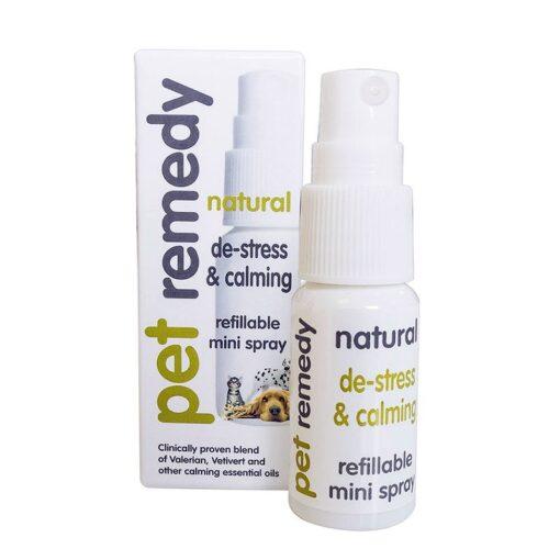 calming spray 15ml - Pet Remedy - Calming Spray - Travel Size (15ml)