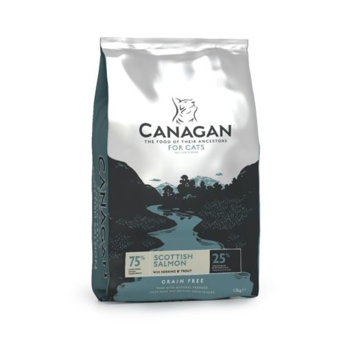 canagan scottish salmon for cats 1 1 - Canagan - Scottish Salmon for Cats Dry Food
