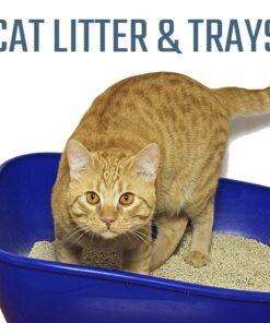Cat Litter & Trays