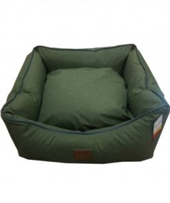 Catry Pet Cushion - dark-green