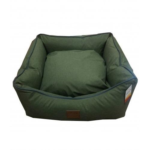 Catry Pet Cushion - dark-green
