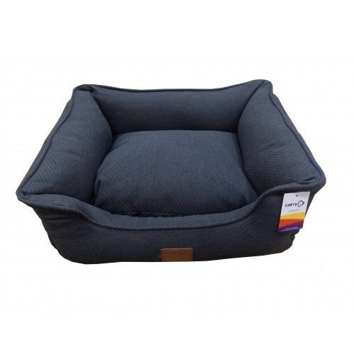 Catry Pet Cushion Black