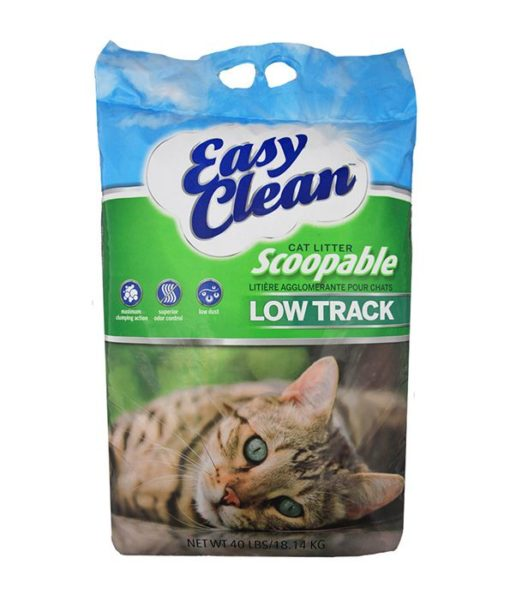 cclecblt - Easy Clean Cat Litter Low Track