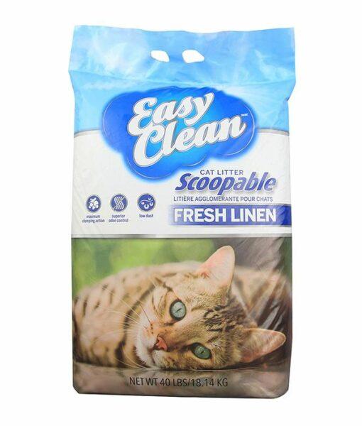 cclecfl - Easy Clean Cat Litter Fresh Linen