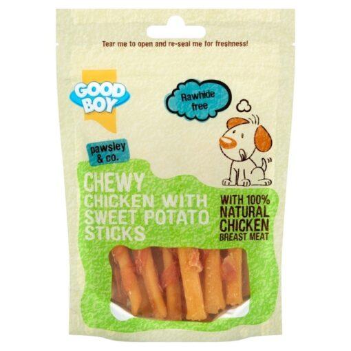 Chicken & Sweet Potato Stick