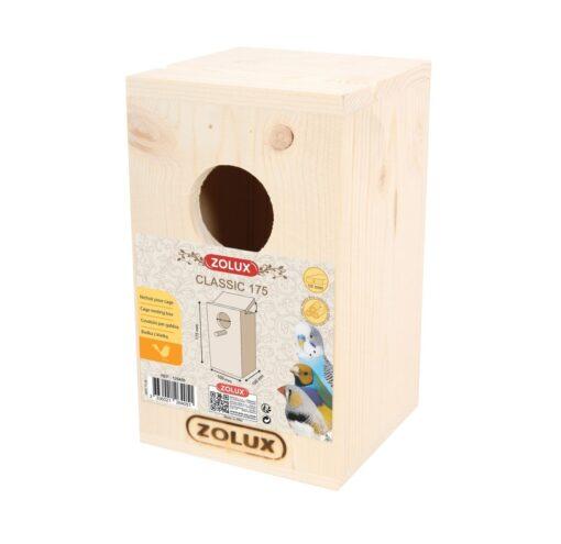classic 175 bird nesting - Zolux - Bird Nesting Box - Classic 175