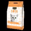 d47f26d272fe23d172f4dd3ae71fc29e - Kit Cat Soya Clump Soybean Litter - Peach 7L