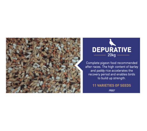 depurative 1 - Farma - Depurative
