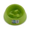 dsc 6325 - M Pets Melamine High Back Slow Down Bowl Green
