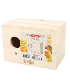duo 160 bird nesting box - Deals
