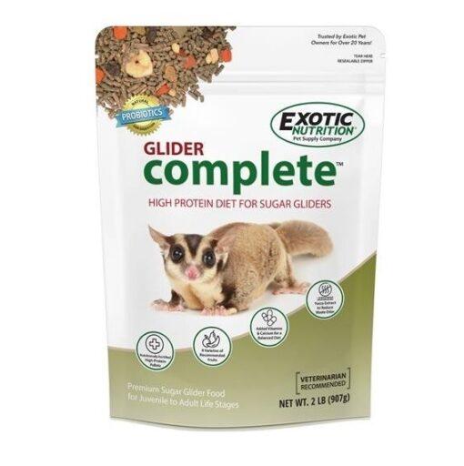 en1718 1 - Exotic Nutrition Glider Complete 2 Lb
