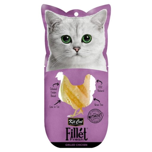 fillet chocken - Kit Cat Fillet Fresh Grilled Chicken