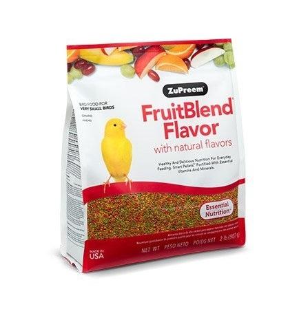 fruitblend - Zupreem - Fruitblend Flavor For Extra Small Birds 2lb