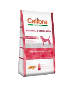 Sp Dry Dog Grain Free Adult Small&Medium Breed Salmon