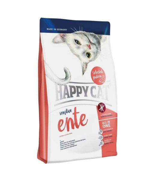 happy cat ente - Happy Cat - Sensitive Adult Ente 1.4 kg