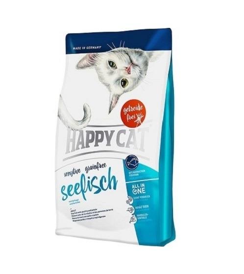 happy cat seafish - Happy Cat - Grain Free Sensitive Seafish