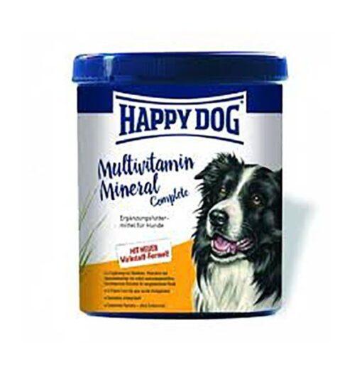 happy dog multivitamins - Happy Dog - Multivitamin Mineral Forte - 400g