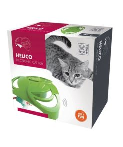 M Pets Helico Electronic Cat Toy
