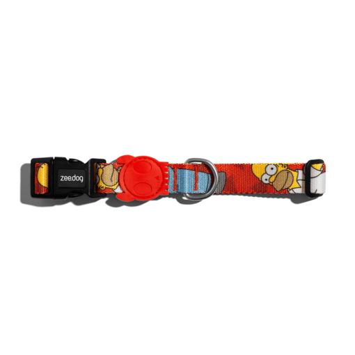 homer collar1 - Zee.Dog Homer Simpson Collar