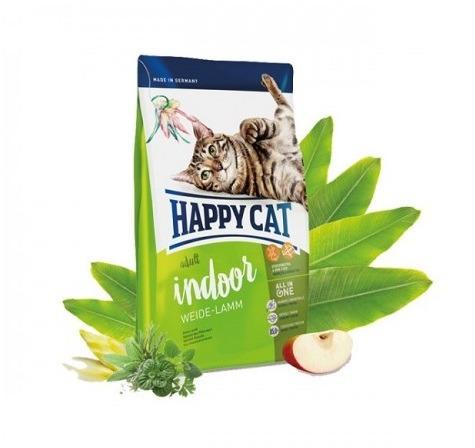indoor weide lamb - Happy Cat - Adult Indoor Weide-Lamm