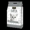 kitcat Charcol - Kit Cat Soya Clump Soybean Litter – Charcoal 7L