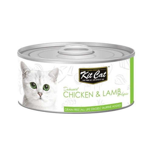 Kitcat Chicken Lamb