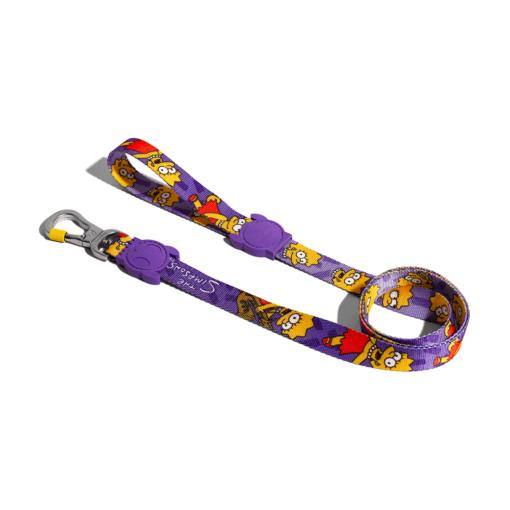 lisa leash1 - Zee.Dog Lisa Simpson Leash